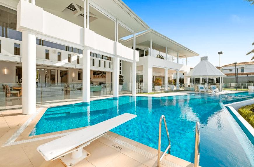 Noosa waterfront mansion