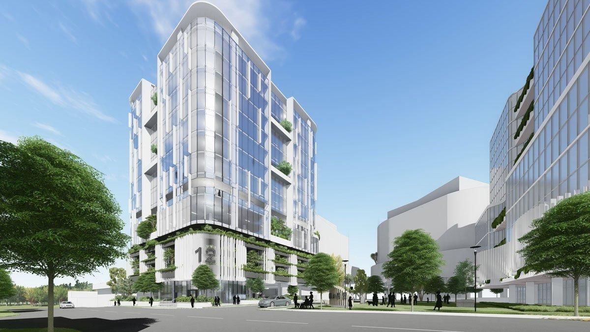 Plans  Lodged for Brisbane Medical Hub