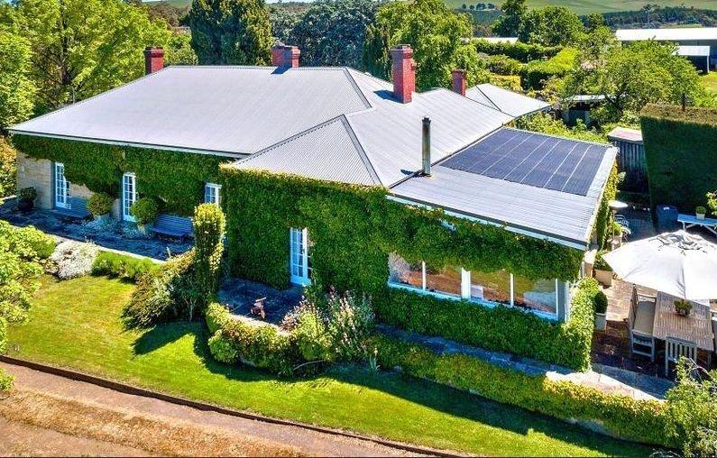 Historic Tasmanian Homestead Hits The Market