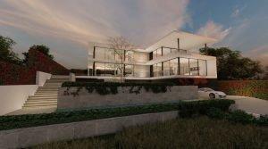 Hollywood Hills Inspired Adelaide Mansion