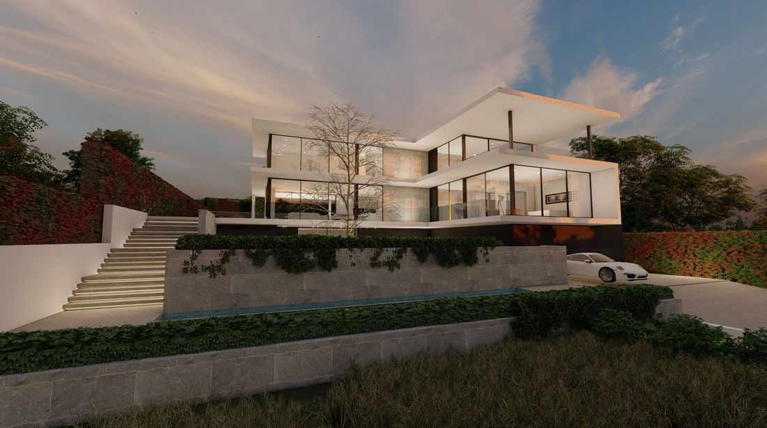 Hollywood Hills-inspired development opportunity up for grabs in Springfield