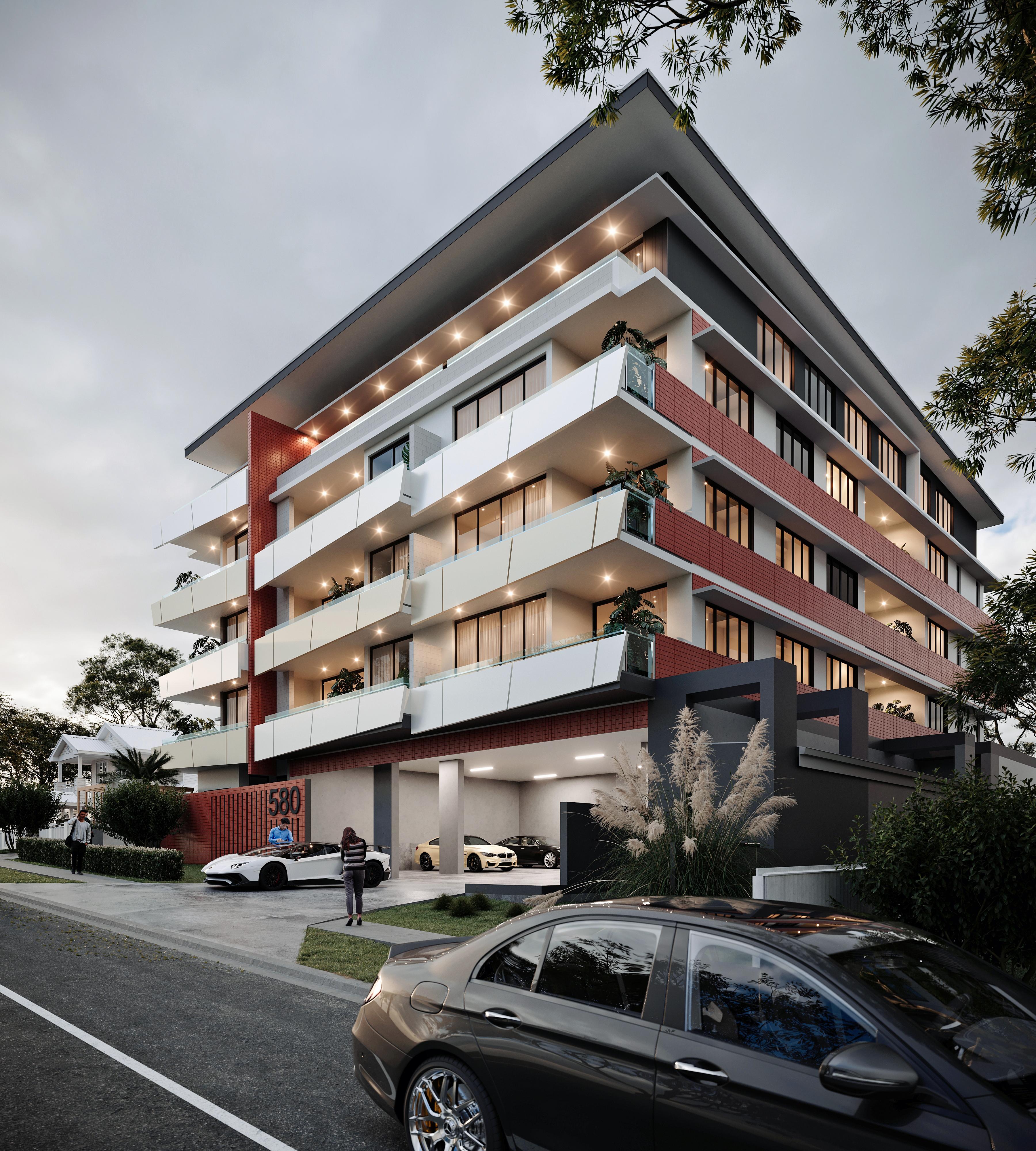 A little bit of Zen on offer in leafy Brisbane suburb