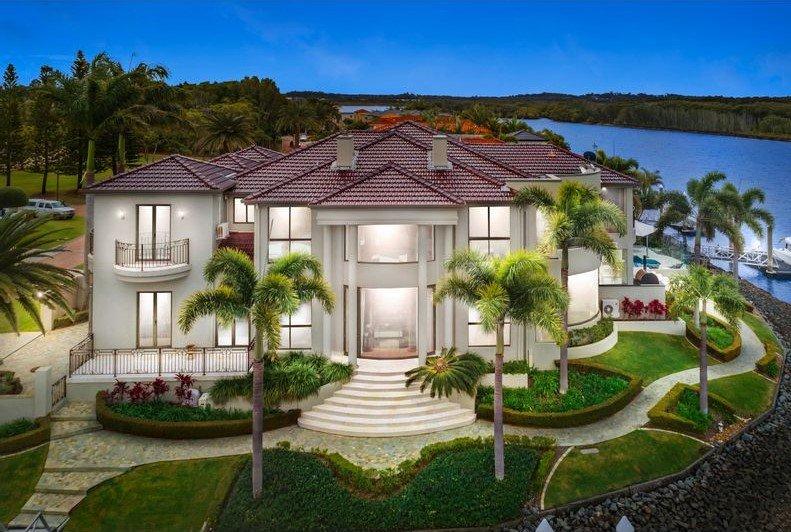 Sanctuary Cove mansion