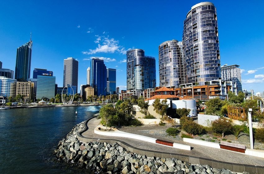 Perth homes lead house vs unit sales charge