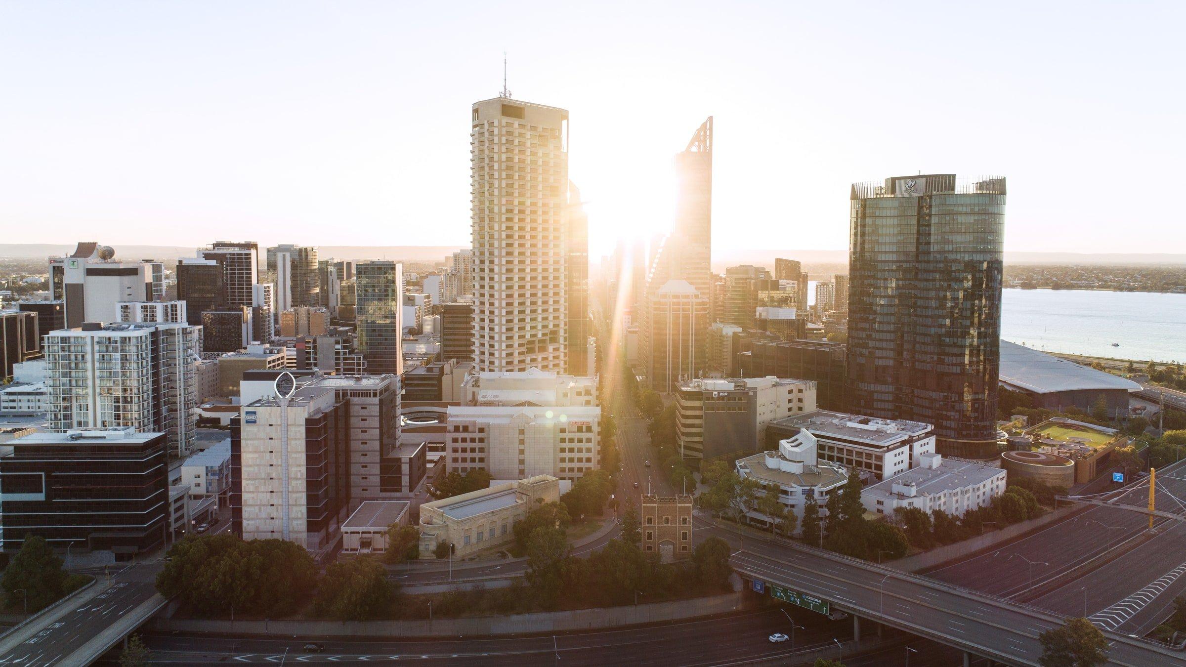 Perth's property boom